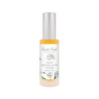 Belle soin esthétique naturel et bio produit Slow Cosmétique huile merveilleuse visage à Riom et Châtel-Guyon 63